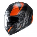 C70 BOLTAS BLACK/ORANGE